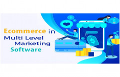 Ecommerce MLM Website Development Services, With 24*7 Support