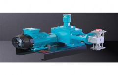EVA 0-1000 Mtr Plunger Type Metering Pump
