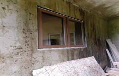 Fenova Sliding UPVC Wooden Window, Glass Thickness: 3.5 To 12mm