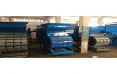 Geeta Traders Electric 900 kg Garlic Breaking Machine, Capacity: 900 Kg/Hr, For Peeling And Farming
