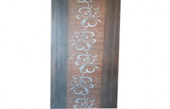 Glossy Swing Wooden PVC Plywood Door
