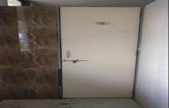 Hinged Fiber Bathroom Door, Features: 28 mm Thickness