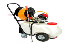 Honda Gx35 Type Power Sprayer With Trolley