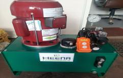 Hydraulic Power Pack For Sleepar Cutting Machine