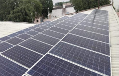 Innolia Grid Tie Tin Shed solar power plant 10 kwp, For Industrial