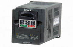 INVT IP54 SOLAR PUMP VFD CONTROLLER, For Agriculture, Capacity: 0.40kw To 110kw