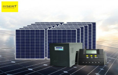 IYSERT 5 kW Solar Power Off Grid System