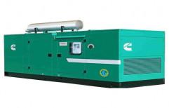 Jakson Cummins Upto 750 Kva Diesel Generators