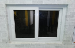 KOMMERLING White UPVC Window