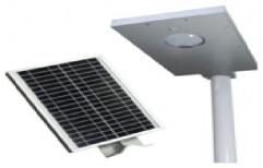 Lokozo MS 60 W Integrated Solar Street Light