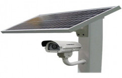 LUMITECH Solar Powered Surveillance System, Capacity: 50W
