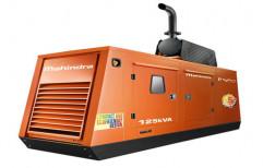 Mahindra 125 kVA Power Diesel Generator, Voltage: 220-415 V