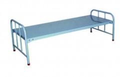 Manual Mild Steel Hospital Bed