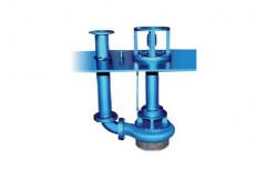 Max 50 HP 4 to 48 m VEP Series Vertical Sump Pump