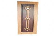 Membrane Wooden Door