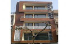 Merino Wooden Building Exterior HPL Sheet, Thickness: 6mm