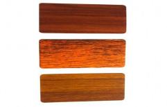 Mica wood paper Colored HPL Sheet