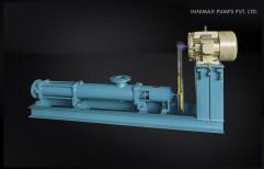 Minimax 48 Kg/Sq. Cm Screw Pump