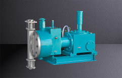 Minimax Hydraulic Actuated SS Diaphragm Pumps