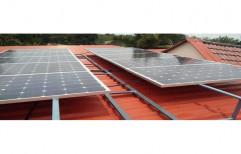 Mono Crystalline 5 kW Brightstar Solar Panel, 92 V