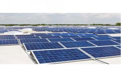 Mono Crystalline Home Solar Power Plant, 12 V