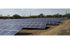 Mounting Structure 2 Kw Off Grid Solar System, For Industrial
