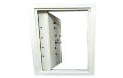 MS 8x4 Feet Rectangular Strong Room Door