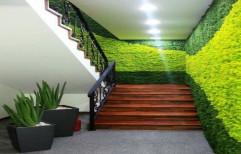 Natural PVC Vertical Garden