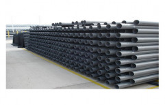 NST STEEL UPVC Agriculture Irrigation Pipe, Size/Diameter: 2 inch, for Drinking Water