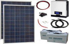 Off Grid Solar Power Systems, For Commercial, Capacity: 2 Kw