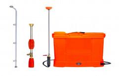 ORANGE 3 Lance 16ltr Battery Sprayers, Capacity: 16 liters, Model Name/Number: Spc