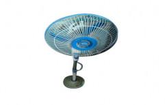 Pedestal Solar Fan