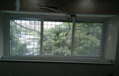 Powder Coating Domal Aluminium Window