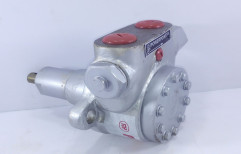 POWERPOINT Diesel Fuel Injection Pump, For Ldo,Burner Firing Application, Max Flow Rate: 600LPH