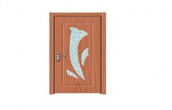 PVC Designer Bathroom Door