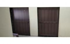 PVC Solid Foam Sheet Prelaminated Door