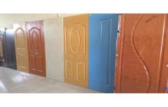 Ravalson Fiber Decorative Door
