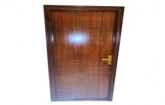 Rectangular Interior WPC Door