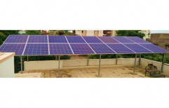 Rooftop Solar Power System, Capacity: 2 Kw