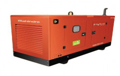 Silent or Soundproof 62.5 Kva Mahindra Gensets Generator