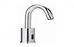 Silver Stainless Steel Sensor Tap, For Bathroom Fitting
