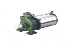 Single Phase Horizontal Open Well Pump