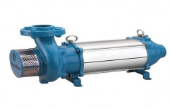 Crompton Single Phase Open Well Submersible Pump