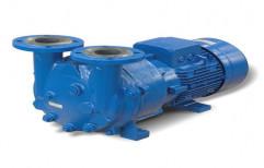 Single stage 5 HP Water Ring Vacuum Pumps