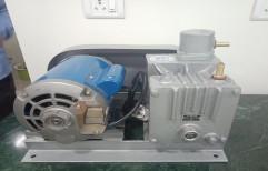 Single Stage Oil Lubricant Vacuum Pumps Rotary Pump (Oil Seal High Vacuum), Model Name/Number: AVI652