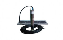 Single-stage Pump 1 - 3 HP Solar Submersible Pumps