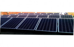 Solar Power Packs for Industrial