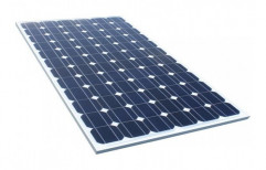 Solar Rectangle Panel, Voltage: 12 V