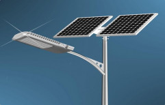 Solar Street Light Pole, 40-250 W