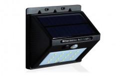 Solar Wall Light with Motion Sensors